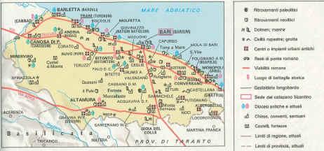Bari e provincia for Arredamenti bari e provincia